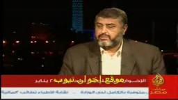 مباشر مع المهندس خيرت الشاطر نائب المرشد العام بعد الإفراج عنه .. 2