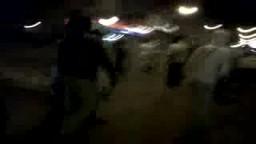 قمع مظاهره القطيف (السلمية) يالسعودية بالرصاص الحي من قوات الامن