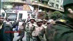 الجيش يدخل روزاليوسف