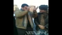 مستر نانا في ميدان التحرير
