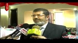 كلمة للدكتور مرسى على هامش مؤتمر القوى السياسية الوطنية من أجل مصر : مصر بعد الثورة