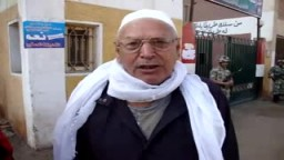 فلاح مصري يقول نعم للتعديلات الدستورية