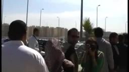 د.عمرو خالد يصوت في الاستفتاء على تعديل الدستور المصري