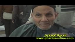 فضيلة الأستاذ لاشين أبو شنب داخل لجنة التصويت فى الأستفتاء على التعديلات الدستورية
