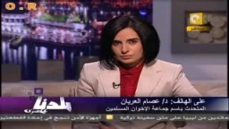 د/عصام العريان  يرد على أكاذيب الأهرام ويتوعدهم بالمقاضاة القانونية