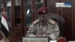 أعلن على محسن الاحمر قائد الفرقة أولى مدرع بالجيش اليمنى دعمه ثورة شباب اليمن المطالبة بإسقاط نظام علي صالح