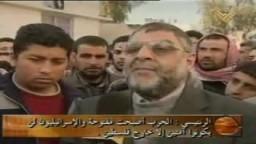 الرنتيسي يتحدث عن الشيخ أحمد ياسين بعد استشهاده