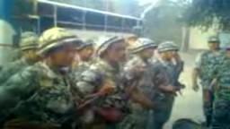 يوم الحرية | عقيد جيش يخاطب جنوده بكلمات من ذهب