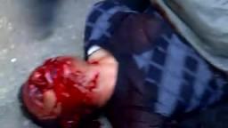 أحد شهداء مدينة اللاذقية  فى سوريا 26 مارس 2011