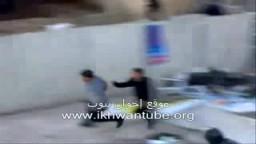 قمع قوات الأمن الأردنى  ثورة الشعب الأردنى