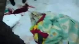 بشار الاسد القاتل يترنح على عرشه ويقتل شعبه