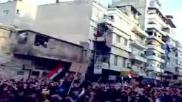 مظاهرات اللاذقية - ثورة سوريا