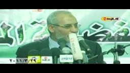 حديث الثلاثاء لفضيلة المرشد العام أ.د/ محمد بديع بالاسكندرية