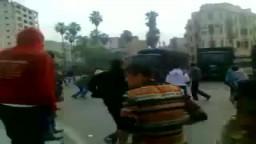 من أرشيف الثورة | جرائم مبارك --أحد شهداء الثورة الذين ماتوا دهسا بسيارة إطفاء