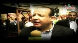 لقاء مع حسين عبد الغنى والمهندس سعد الحسينى بميدان التحرير فى جمعة التطهير والمحاكمة