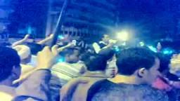 ميدان التحرير  فجر اليوم