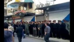 تضاعف أعداد الجيش والأمن في المظاهرات  السورية