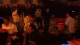 لحظات قبل خروج جمال مبارك وعلاء من مقر التحقيق