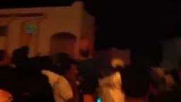 لحظات خروج جمال و علا مبارك من مقر التحقيق بشرم الشيخ ثم إلى سجن طره