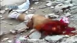 مجزرة سجن صيدنايا سوريا فيديو لم يشاهد من قبل