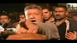 مرتضي منصور يصرخ وينهار لحظه القبض عليه