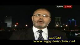 م/ سعد الحسينى عضو مكتب الإرشاد فى حوار مع البى بى سى