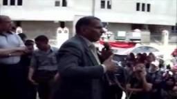 هيئة تدريس جامعة المنصورة تتضامن مع طلاب بيطرى  المعتصمين لإقالة الدكتور سعيد الشربيني عميد الكلية