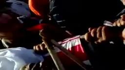 الشهيد السورى المجند محمد رضوان قومان تم تعذيبه لعدم ضرب المتظاهرين بالنار