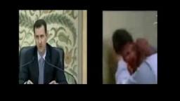 كرامة المواطن السوري  فى زمن بشار الأسد 