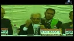 رد الدكتور محمود عزت  نائب المرشد العام  على إقامة الحدود