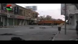 المقاومة مستمرة في مصراته ليبيا