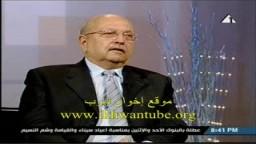 د/ عصام العريان يتحدث عن الحياة الحزبية بالفضائية المصرية 2