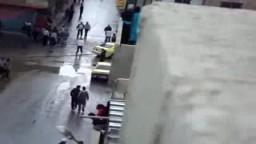 مظاهرة ابناء الجولان بالحجر الأسود بسوريا فى الجمعة العظيمة 1