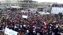 درعا _ نوى 22-4-2011 الجمعة العظيمة