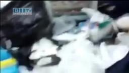 سوريا- المعضمية - المشقى الميداني بالمسجد 22-4
