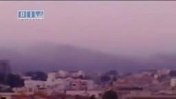 سوريا- درعا - إقتحام القوات الخاصة و الجيش فجر اليوم 25-4