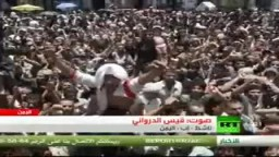 اليمن.. مقتل متظاهرين اثنين في اب والبيضاء