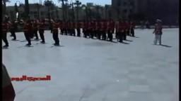 الجيش يحتفل ب«شم النسيم و تحرير سيناء» في التحرير