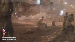 مجازر النظام في اليمن وقنواتها تقول ان ما يحدث تمثيل