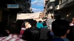 شام - حمص - باب السباع بمظاهرة التضامن ج2