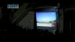 شام - حوران - جاسم - الإعتصام المسائي يوم 27-4