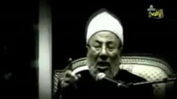 الشيخ العلامة يوسف القرضاوى شيخ  الثورات العربية