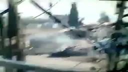 اقتحام الجيش السورى منطقة  مدينة جاسم في محافظة درعا بالدبابات