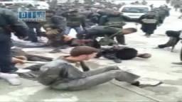 فظائع نظام الاسد في سوريا - بلدة البيضة
