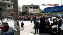 سوريا _بانياس المظاهرات والاعتصامات في جمعة التحدي ج1