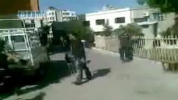 جرائم النظام السوري وقتل المتظاهرين فى جمعة التحدي 6-5