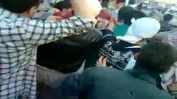 جرائم النظام السوري الشهيد رامي منينة جمعة التحدي