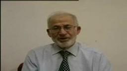 الاستاذ ابراهيم منير وحصاد العمر الحلقة الرابعة