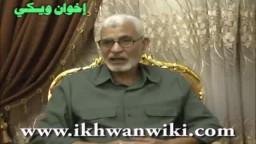 الأستاذ أحمد كيوان -شهادات ورؤي حصريا على إخوان ويكي- الجزء الثالث