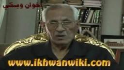 الأستاذ جابر قميحة- شهادات ورئ حصريا علي إخوان ويكي - الجزء الثالث